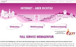 internet Dienstleistungen