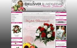 EXBLU Online Blumenversand
