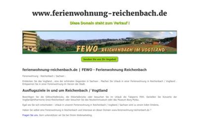 Ferienwohnung Vogtland