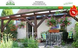 HDS Wintergarten aus Sachsen