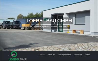 loebel-bau.de