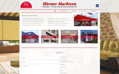Werner Markisen Reichenbach