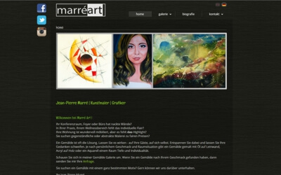 Marré Art - Kunstmaler J.-P. Marré