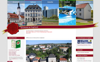 Gemeinde Neumark Vogtland