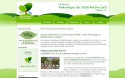 Parkanlagen Reichenbach