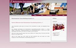 Gesundheitssportverein RC