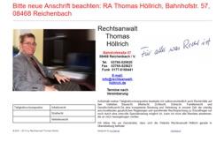 Rechtsanwalt Thomas Höllrich