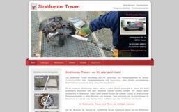 Strahlcenter Treuen | Sandstrahlen