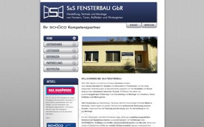 S&S FENSTERBAU GbR