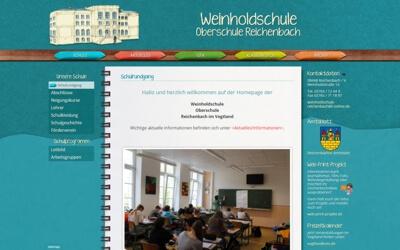 Weinholdschule