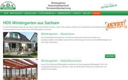 Wintergarten Sachsen