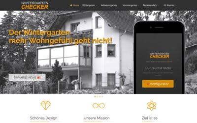 Planer WintergartenChecker