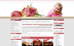 OnlineShop Fleischerei Döhler
