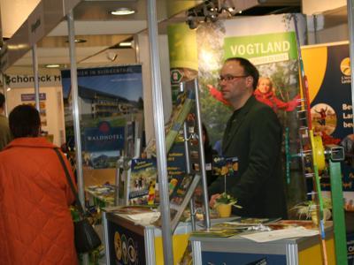 Landesgartenschau 2009 bei Dresdner Reisemarkt