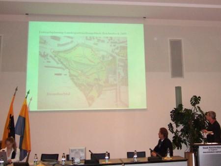 2. Mitgliederversammlung des Fördervereins der Landesgartenschau 2009 Reichenbach