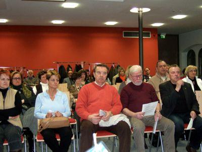 Mitgliederversammlung März 2009