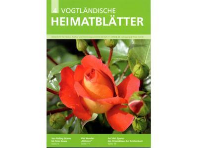 5. Sächsische Landesgartenschau 2009 in den Vogtländischen Heimatblättern