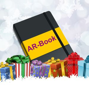 Winteraktion - AR Book