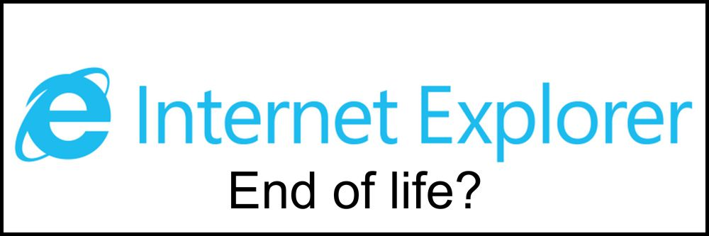 IE End of Life?